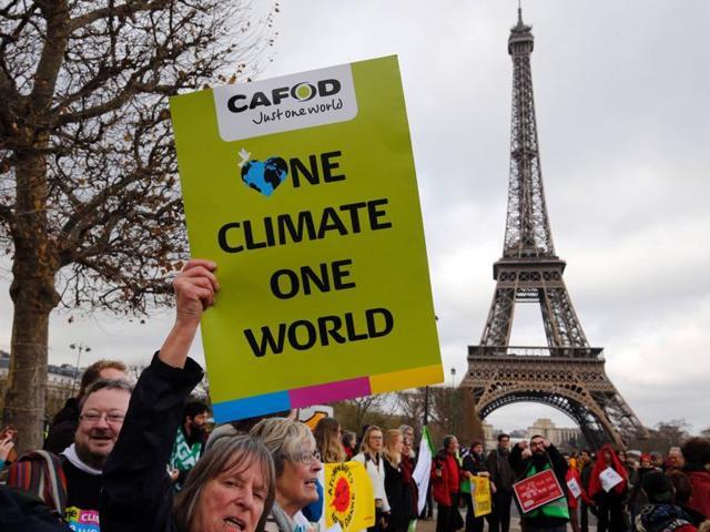 COp 21,Paris climate change summit,Damandeep Singh