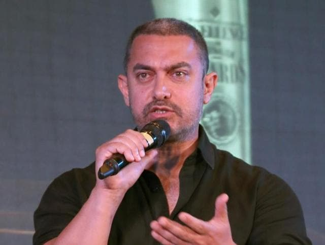 Aamir Khan's comments on intolerance  attracted the wrath of politicians as well as his Bollywood colleagues.