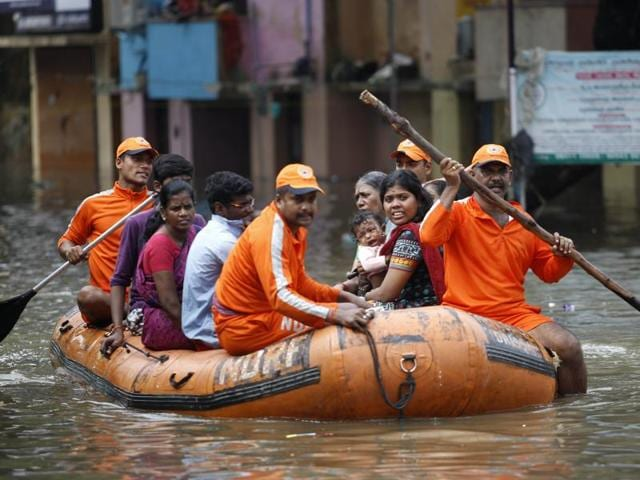 Natural calamities,NDRF,SDRF