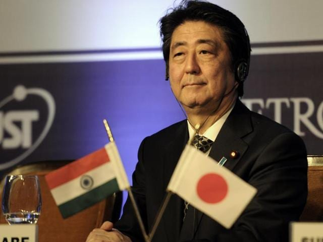 Japanese PM Shinzo Abe kept his promise made to PM Narendra Modi last September that his country would invest $33.8 billion in infrastructure sector in India over the next five years.