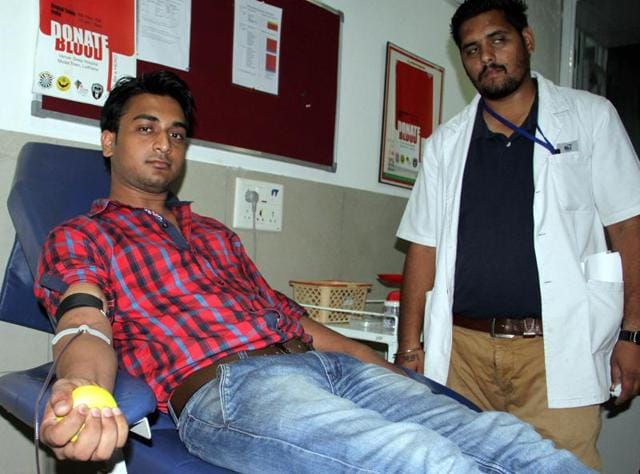Punjab's blood bank