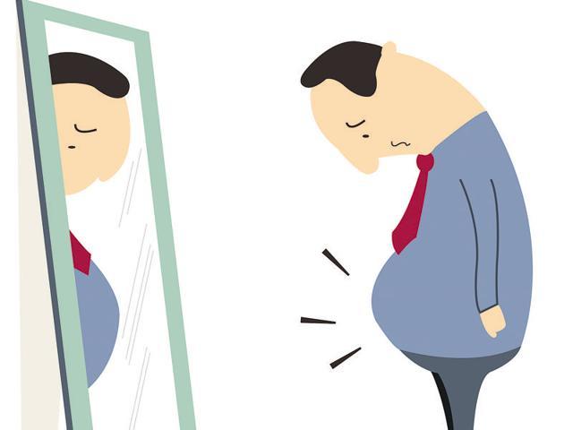 Obesity,Obesity in mid life,Bulge battles