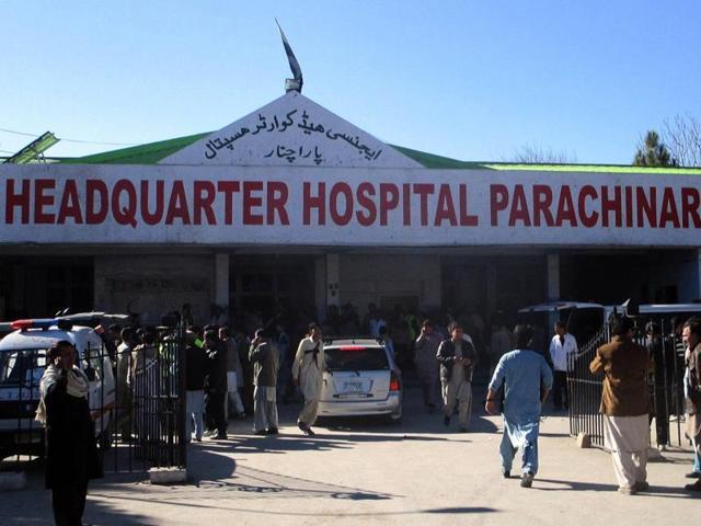 Pakistan,FTA,Parachinar