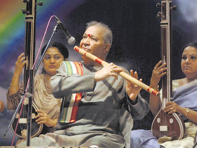 Pandit Hariprasad Chaurasia feels that though he is an ace musician, he is still learning, and that he can't think of playing any other instrument.