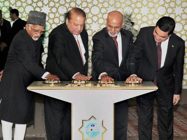 TAPI gas pipeline project,India,Pakistan