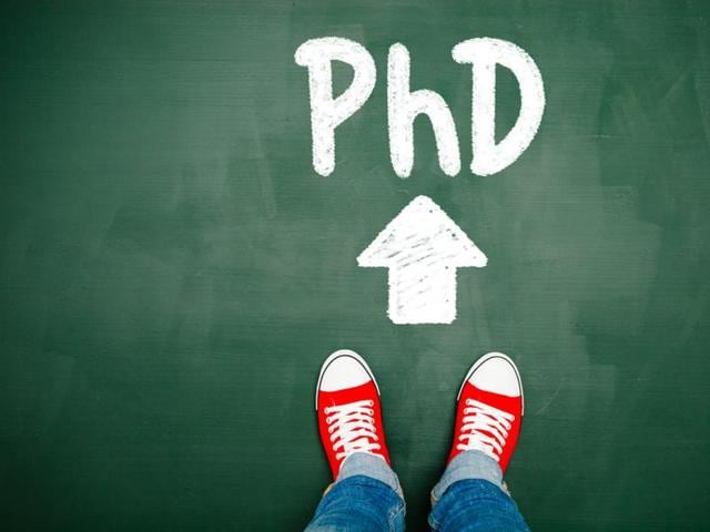 Pursuing a PhD can help you earn higher-than-average salaries, a new US study has found.