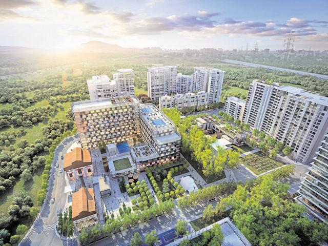 Godrej Properties Ltd sold 300 apartments within a week of the launch of The Trees, in Vikhroli, Mumbai