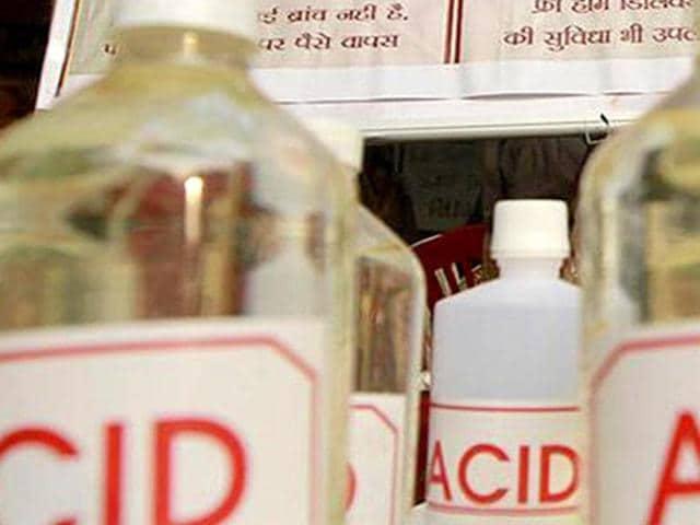 acid attack,Jharkhand news,acid sale