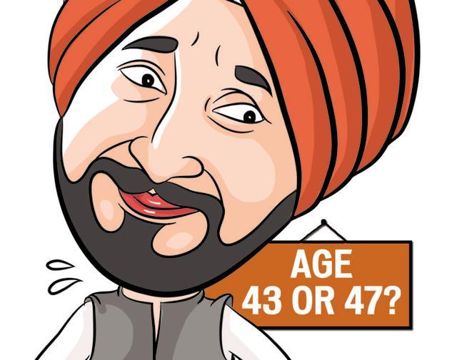 Charanjit Channi,Congress Legislature Party,Parkash Singh Badal