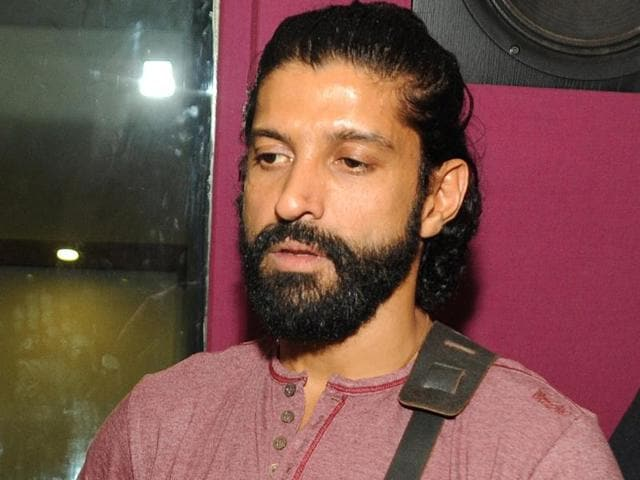 Farhan Akhtar on making films, writing scripts and why he remade Don.