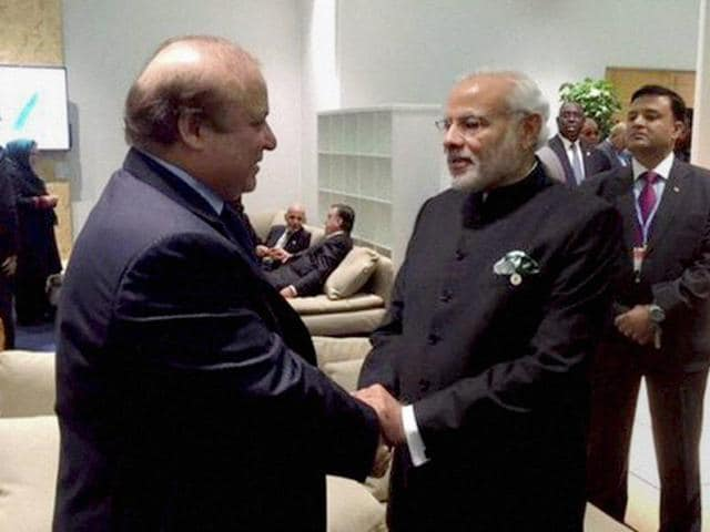 A brief meeting between Prime Minister Narendra Modi and his Pakistani counterpart Nawaz Sharif on the sidelines of the UN climate change summit in Paris on November 30, followed by talks between the two countries' national security advisers in Bangkok, appeared to have broken the ice.