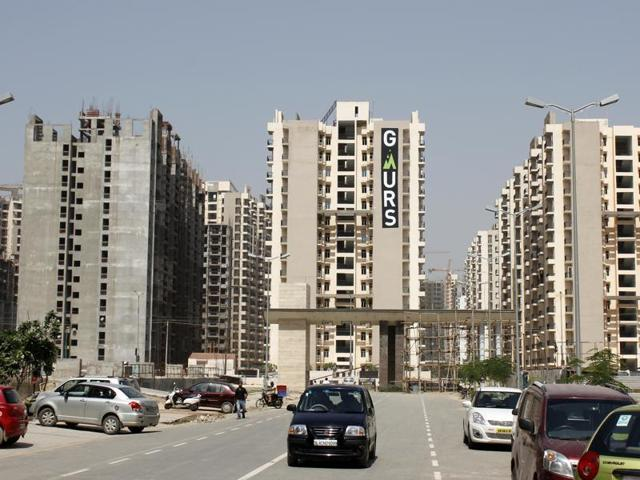 Real Estate Giants in Noida at Noida Extention.