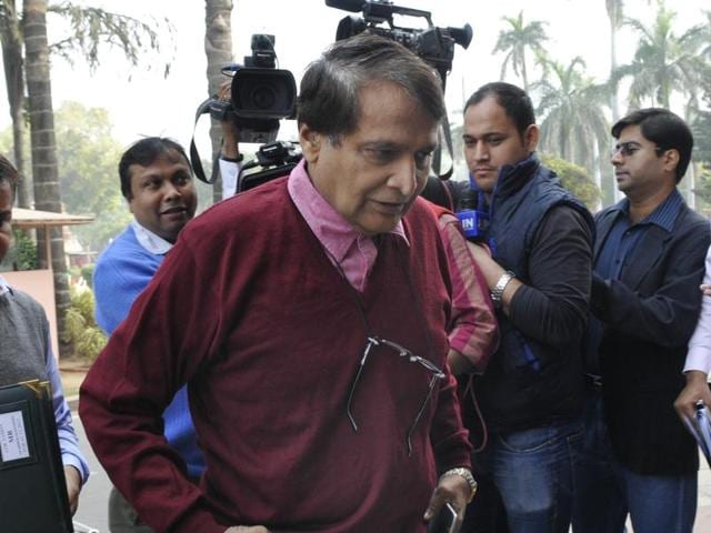 Railway minister Suresh Prabhu said the death of a child at the demolition site had nothing to do with the razing of the slum units as it had occurred two hours before the railways started clearing the encroachments.