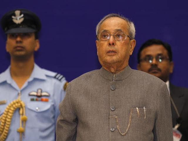 President Pranab Mukherjee called for respecting the rights of minorities.