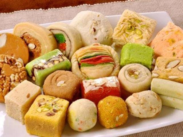 'Sweet' exchange,Parkash Singh Badal,PPCC president