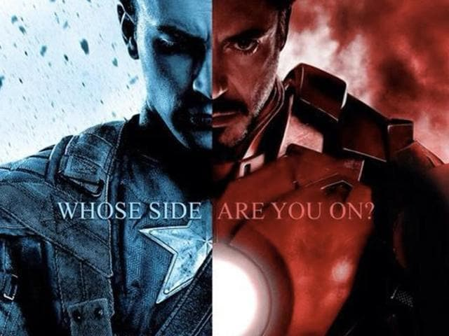 It is time to pick sides as Captain America and Iron Man clash in Captain America: Civil War. The film came out with its new international trailer on Tuesday.