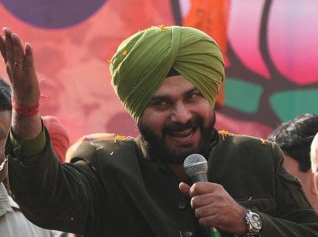 """Former Amritsar MP Navjot Singh Sidhu has asked the Bharatiya Janata Party (BJP) national leadership to give him a """"bigger role"""" and not keep him """"marginalised""""."""