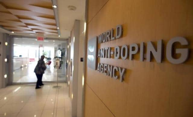 The headquarters of the World Anti Doping Agency at  Montreal, Canada.
