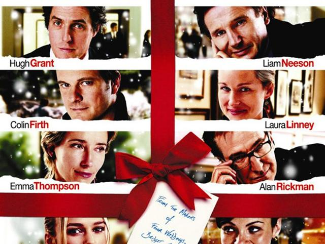 One of Love Actually's writers, Emma Freud, had pretty big reveals as she watched the film with director Richard Curtis.