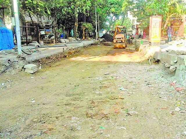 HT had reported, on November 8, how the civic body had planned to repair 12 good roads in Kurla, Powai and Ghatkopar (above) at a cost of Rs13 crore.