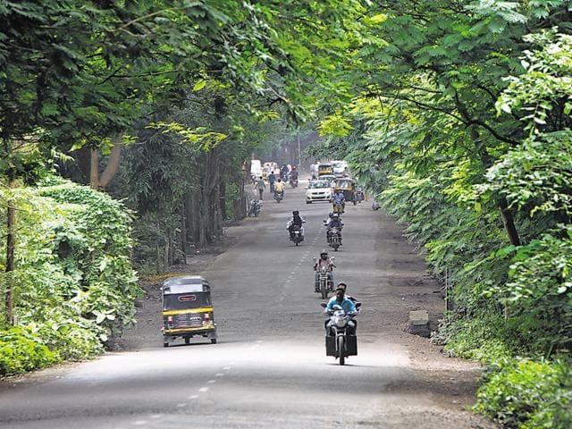 Mumbai,Metro,Aarey Colony
