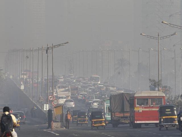 Delhi,Mumbai,Pollution