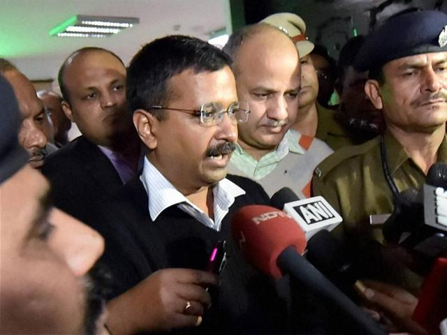 Delhi Chief Minister Arvind Kejriwal accused the central government of political vendetta and using Kumar as an excuse to go through the CM's files.