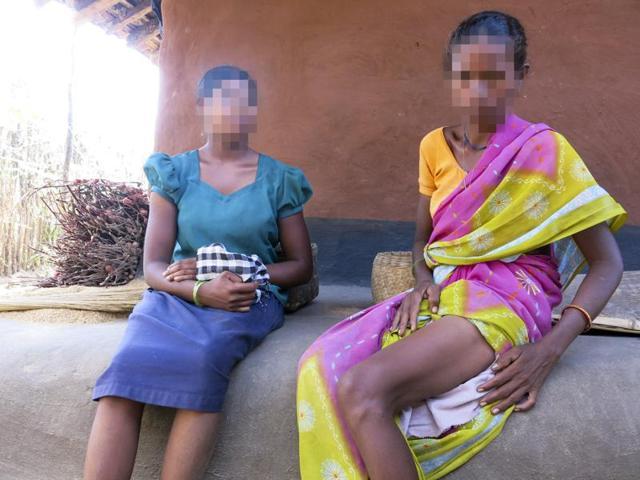 Bijapur Villagers,CRPF,Maoists