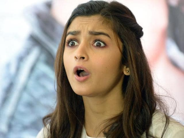 Alia talks about dealing with the failure of Shaandaar, not losing any more weight, and more.