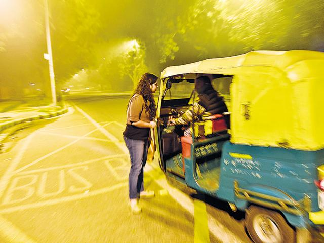 Three years after the horrifying December 16 gangrape, are Delhi roads safe for women travelling alone at night? Ananya Bhardwaj shares her not-so-pleasant experience in an auto