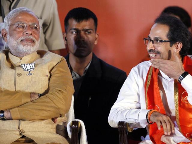 Smart Cities,BJP,Shiv Sena