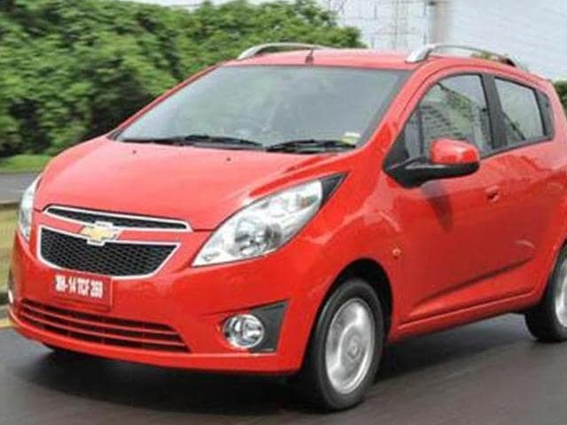 Chevrolet Beat Diesel,GM India recalls Beat,Beat clutch pedal
