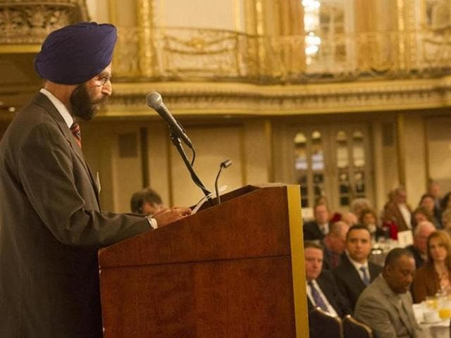 Chicago leadership prayer breakfast,Sikh,Chicago