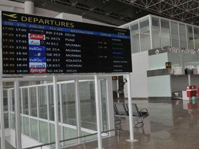 Keeping in mind the foggy conditions ahead, Chandigarh International Airport Limited released its winter schedule effective from December 15 till the next amendment in it.