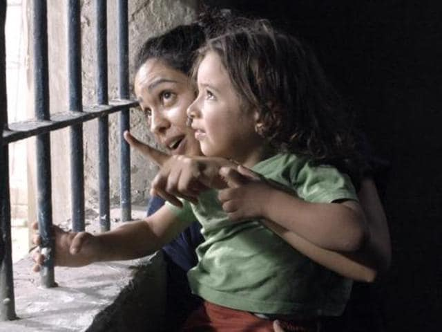 3000 Nights directed by filmmaker Mai Masri is about a Palestinian woman, jailed in an Israeli jail for helping a revolutionary.(Dubai International Film Festival)