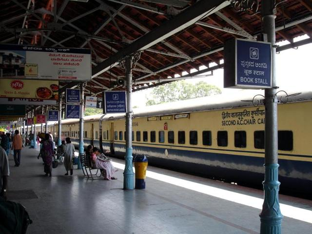 """The first hour [of WiFi usage at railway stations] will be free and then we will limit the speeds so as to give fair access to other passengers,"" Gulzar Azad, head of access programs in India."