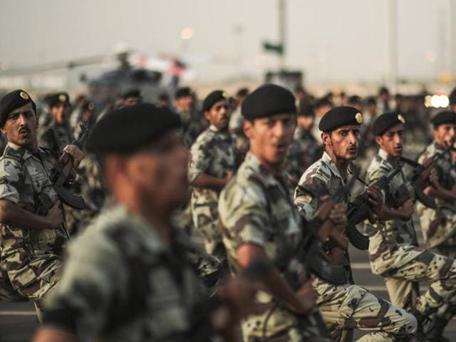 Middle East politics,Saudi Arabia,34-nation military coalition