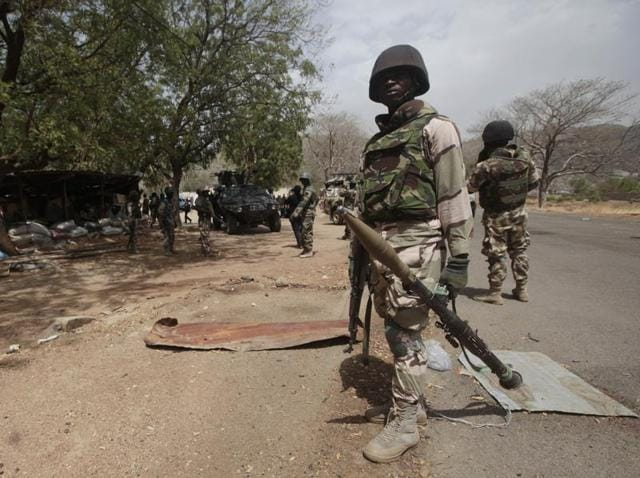Boko Haram,Nigeria,Insurgency