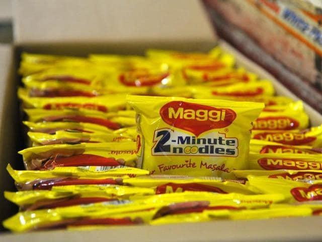 Maggi,Maggi noodles,Nestle India