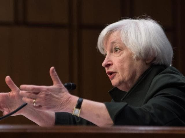 The US Federal Reserve is widely expected to finally push interest rates up after seven years at the zero level. The break, well-flagged by Fed officials including chair Janet Yellen (in picture), would signify leaving behind the extraordinary crisis stance in monetary policy that aimed to restore the US economy's strength after the financial crisis and deep recession of 2008-2009.