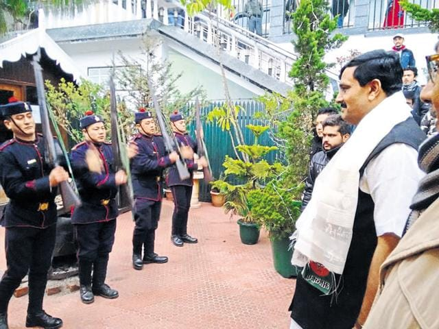 Bengal police