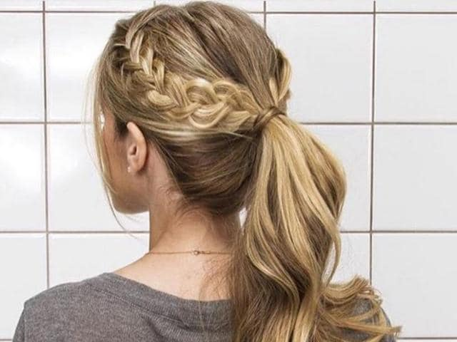 Ordinary can be boring. Here are some fun, easy-to-do hairstyles that will instantly add glamour to your look.