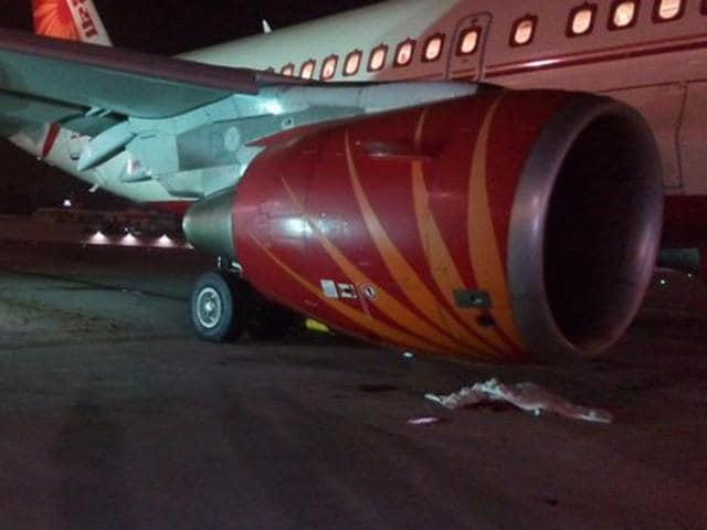 Air India,Air India Accident,Mumbai airport
