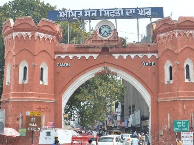 Amritsar,Heritage Development and Augmentation Yojana,Golden Temple