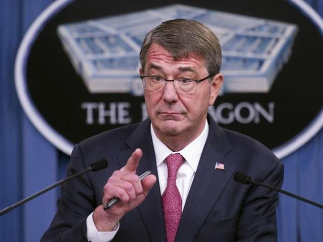 US Defense Secretary,Ash carter,Carter used personal email for official work