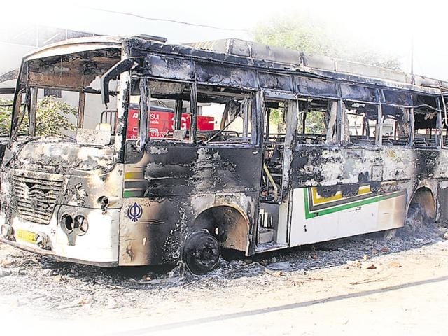 Private buses of transport firms owned by affluent politicians continue to run riot on Punjab roads.