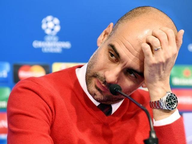 Pep Guardiola,Bayern Munich,Manchester United