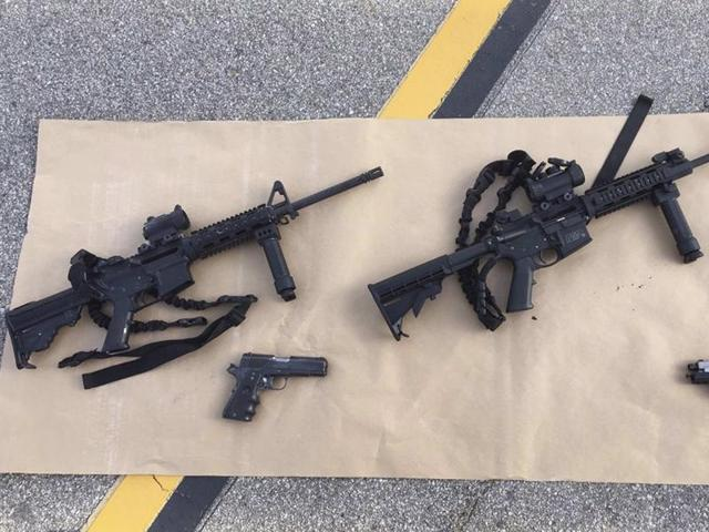 California shootings,California shootings weapons,Charges against weapons supplier