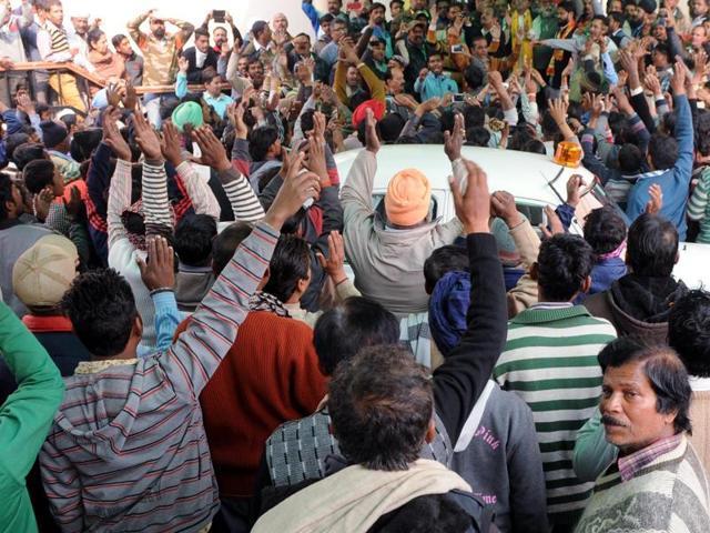 Protection of Livelihood and Regulation of Street Vending,Patiala,Shiromani Akali Dal