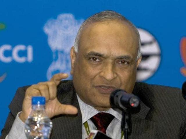 Defence secretary RK Mathur. Photo: PIB